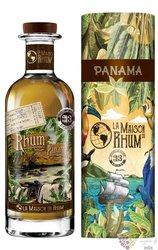"la Maison du Rhum III. 2009 "" Palo Cortado Sherry cask "" aged rum of Panama 45% vol.  0.70 l"