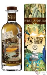 """Riviére du Mat 2010 """" la Maison du Rhum III. """" aged rum of Réunion 45% vol.  0.70l"""