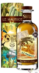 "Chamarel 2015 "" la Maison du Rhum III."" aged Mauritian rum 45% vol.  0.70 l"