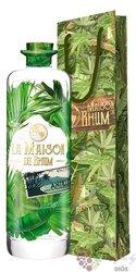 """la Maison du Rhum Discovery """" French Antilles """" plain caribbean rum 45% vol.  0.70 l"""