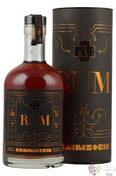 Rammstein blended caribbean rum  0.7l