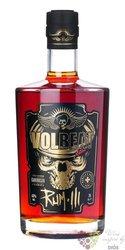 "Volbeat "" Rum III. "" aged 15 years Caribbean rum 43% vol.  0.70 l"