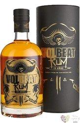 "Volbeat "" Rum II. "" aged 15 years Caribbean rum 42% vol.  0.70 l"