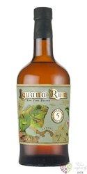 """Iguana """" Reserva Especial """" aged Panamas rum 40% vol.  0.70 l"""