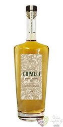 "Copalli "" Barrel rested "" aged organic rum of Belize 44% vol.  0.70 l"
