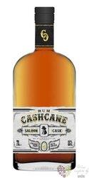 "CashCane "" Saloon Cask "" aged caribbean rum 55% vol.  0.70 l"