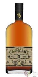 "CashCane "" Extra Old "" aged caribbean rum 40% vol.  0.70 l"