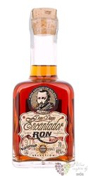 "Don Diego Encantador 1997 "" Single barell "" aged caribbean rum  40% vol.  0.70 l"