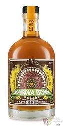 "RockStar "" Banana BOMB "" overproof spiced Guyanan rum 57% vol.  0.50 l"