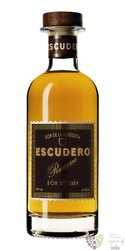 Escudero Reserva aged 5 years rum of Caribbean Islands 40% vol.  0.70 l