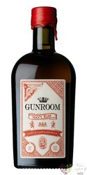 "Gunroom "" Navy - Over Proof "" aged Caribbean rum 65% vol.  0.50 l"