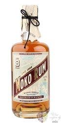 Moko aged 8 years Caribbean rum of Panama 42% vol.  0.70 l