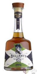 "Bellamys Reserve "" Jamaica "" aged pott still Caribbean rum by Perola 43% vol.  0.70 l"