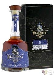"""Bellamys Reserve """" la Cabana """" aged 12 years el Salvador rum 42% vol.  0.70 l"""