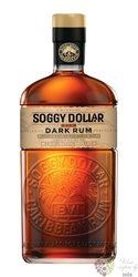 "Soggy Dollar "" Dark "" aged Caribbean rum 40% vol.  0.70 l"