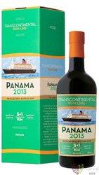 Transcontinental Rum Line 2013 Panama 43% vol.  0.70 l