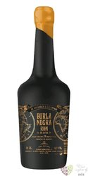Burla Negra unique Caribbean rum 40% vol.  0.70 l