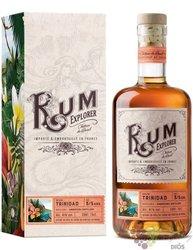 "Explorer Chateau du Breuil "" Angostura "" aged Trinidad rum 41% vol.  0.70 l"