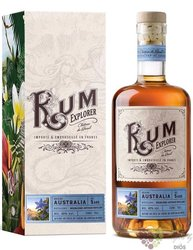 "Explorer Chateau du Breuil "" Beenleigh "" Australian aged rum 43% vol.  0.70 l"