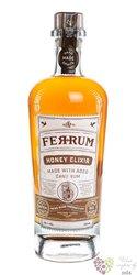 "FerRum "" Elixir Honey "" flavoured Caribbean rum 35% vol.  0.70 l"