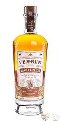 "FerRum "" Elixir Vanilla "" flavoured Caribbean rum 35% vol.  0.70 l"