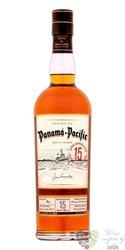 Panama Pacific aged 15 years Panamas rum 45% vol.  0.70 l
