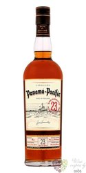 Panama Pacific aged 23 years Panamas rum 42.3% vol.  0.70 l