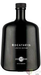 Bocathéva ltd. aged 12 years Barbadosan rum 45% vol.  0.70 l