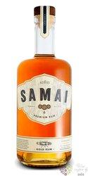 Samai Gold batch.014 Cambodjan rum 41% vol.  0.70 l