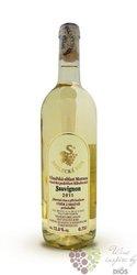 Sauvignon blanc 2011 výběr z hroznů Sedlecká vína  0.75 l