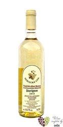 Sauvignon blanc 2011 pozdní sběr Sedlecká vína  0.75 l