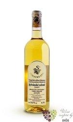 Sylvánské zelené 2009 výběr z hroznů Sedlecká vína  0.75 l