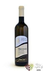 """Veltlínské červené rané """" Aurum Vinum """" 2010 výběr z hroznů Sedlecká vína  0.75l"""