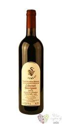 Cabernet Sauvignon 2013 pozdní sběr Sedlecká vína  0.75 l