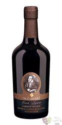 """Ch.C.André blanc """" cuvée Liqueur """" 2015 likérové víno Šlechtitelka  0.50 l"""
