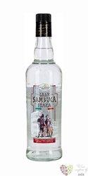 Grand Sambuca Italian anise liqueur by Itaca Antonio Nadal 38% vol.   0.70 l