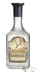 "Sambuca "" Cesare Imperator "" Italian anise liqueur by Teichenné 40% vol.  0.70 l"