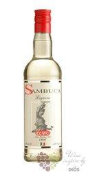 Sambuca Italian anise liqueur by Coppo 40% vol.   0.70 l