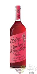 "Belvoir fruit farms pressé "" Cranberry & Raspberry "" United Kingdom   0.70 l"