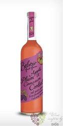 """Belvoir cordial """" Apple, Plum & Cinnamon """" English coctail syrup 00% vol.    0.50 l"""