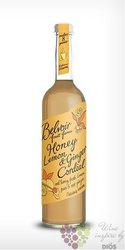 "Belvoir cordial "" Honey, Lemon & Ginger "" English coctail syrup 00% vol.    0.50 l"