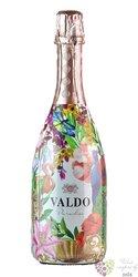 """Spumante rosé """" Floral """" Doc brut Valdo  0.75 l"""