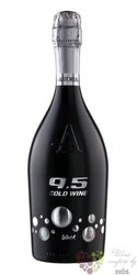"Spumante bianco "" Cold wine 9.5 "" sweet Astoria    0.75 l"