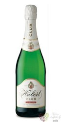 "Hubert blanc "" Club "" demi sec Slovakia sparklin wine    0.75 l"
