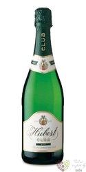 """Hubert blanc """" Club """" brut Slovakia sparklin wine    0.75 l"""