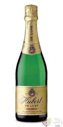 "Hubert blanc "" de Lux "" demi sec Slovakia sparklin wine    0.75 l"
