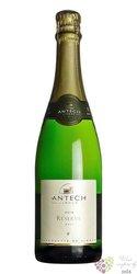 """Blanquette de Limoux blanc """" Reserve """" Aoc brut Antech 0.75 l"""
