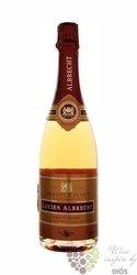 Crémant d´Alsace rosé Aoc Brut Lucien Albrecht     0.75 l