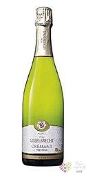 "Crémant d´Alsace blanc "" Prestige "" Aoc brut Willy Gisselbrecht  0.75 l"