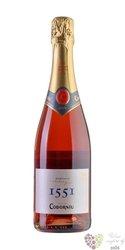 """Codorniu rosé """" 1551 """" brut Cava de Catalunya Do    0.75 l"""